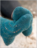 Shirley's Socks Crochet Pattern.