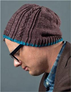 Thoreau Hat knitting pattern