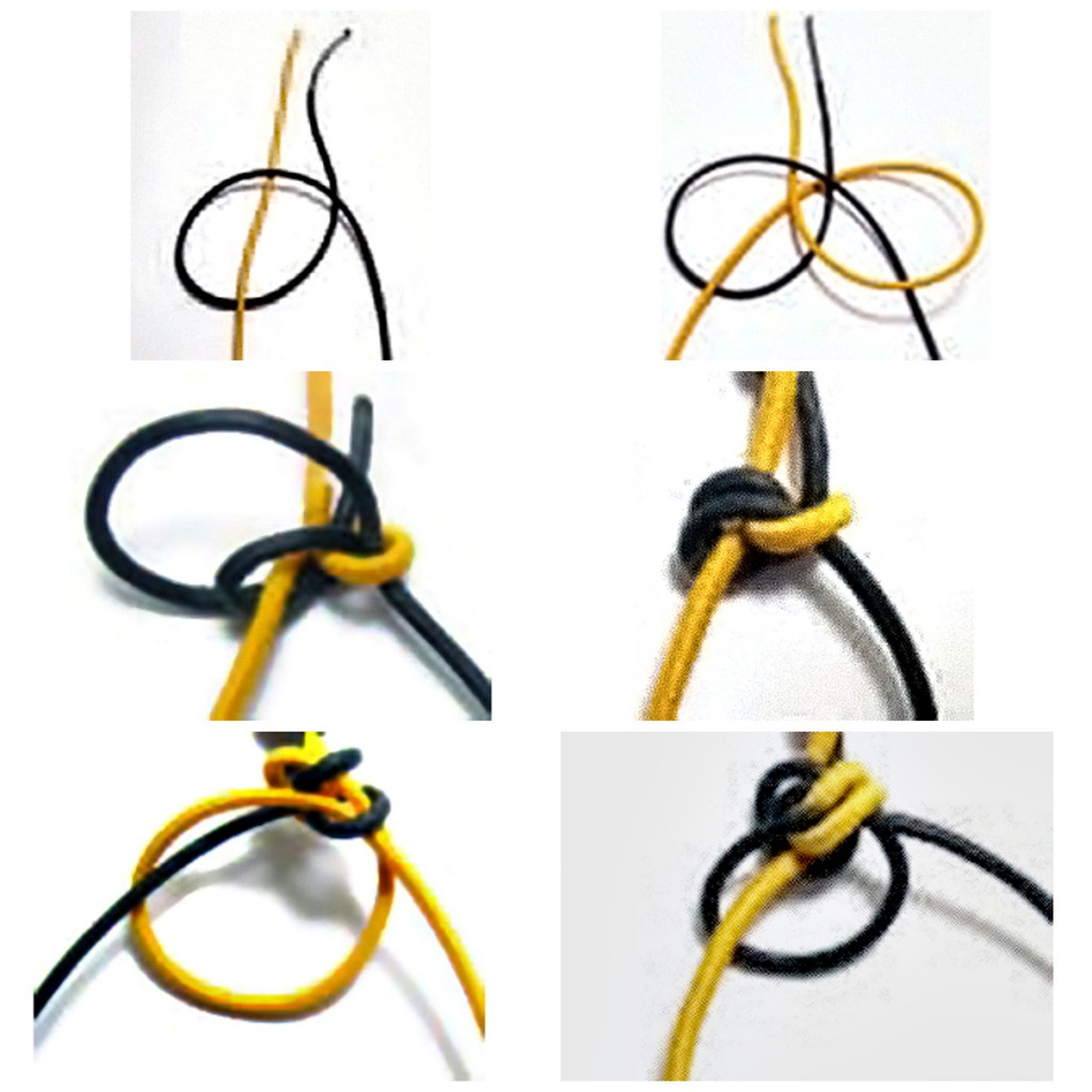 Snake knot illustrations