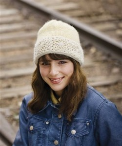 The Snow Queen Hat is a free knitting and crochet hat pattern found in our free Knitting and Crochet Patterns eBook.