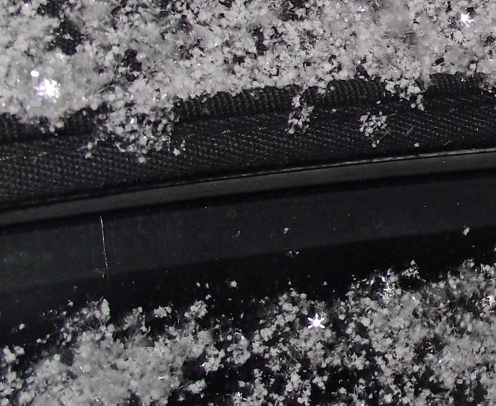 real snowflake photos