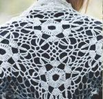 WWDD: 5 Ways to Wear a Crochet Shawl