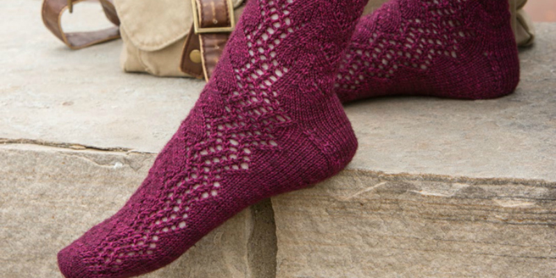 Must-Know Sock Knitting Technique: How a Sock is Supposed to Fit