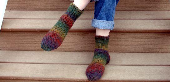 Ultimate Crocheted Socks
