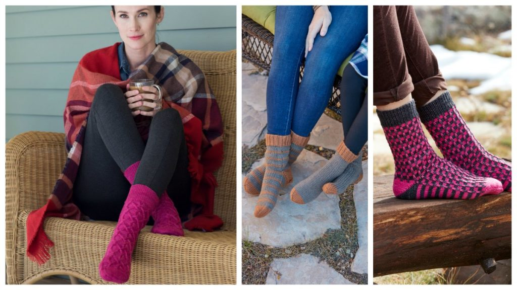 Make Your First Knitted Socks