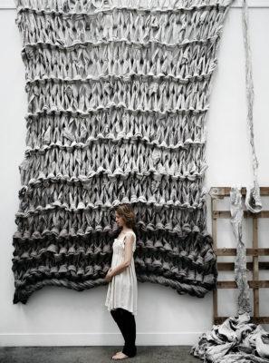 fiber artist