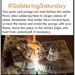 #SolderingSaturday: Protect Your Prongs from Heat