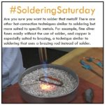 Soldering Saturday: Choosing the Right Hot Connection for Your Jewelry-Making Project