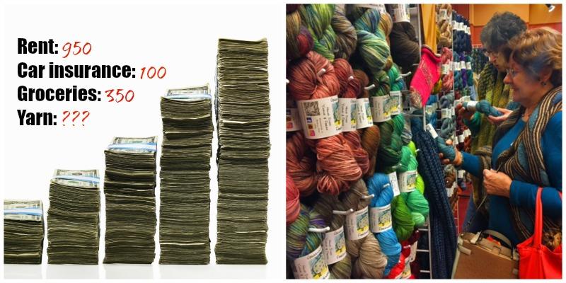 Is Yarn Spending One of Your Life Priorities?