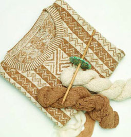 Learn how to spin cotton at SpinnngDaily.com!