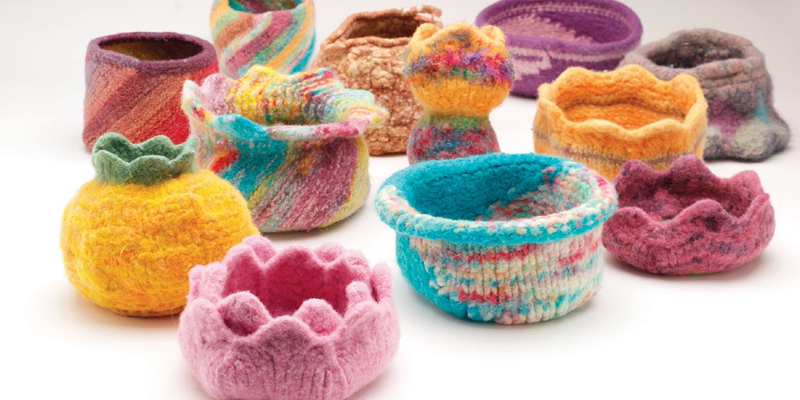 Felting Fiber Free Guide: How to Prepare and Felt Fiber and Yarn
