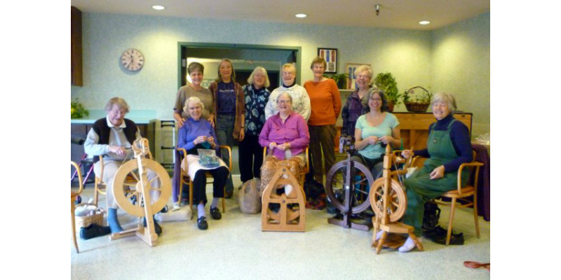 Interweave Spinning Guilds Directory: U.S. and International