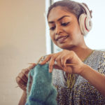 4 Spotify Playlists to Knit To, According to Your Project Difficulty