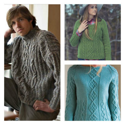 irish knits