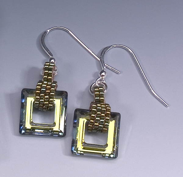square_earrings