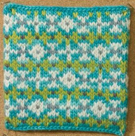 Learn about this awesome fair isle knitting stitch by Kate Gagnon Osborn called the Stavanger Fair Isle stitch in this free eBook on nine amazing knitting stitches.