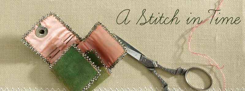 A Stitch in Time: Sienese Stitch