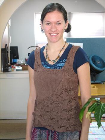 Summer Wheat Katie