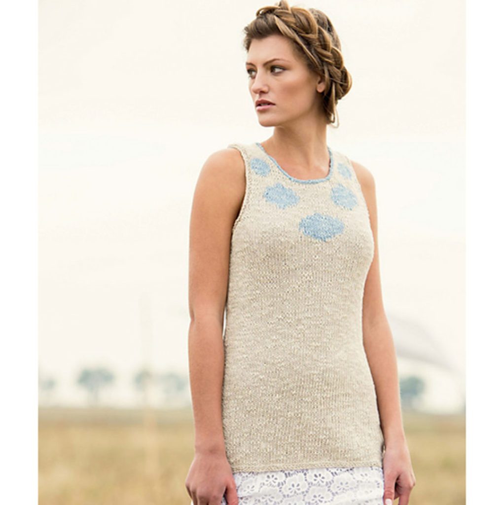 On Our Radar 10 Best Knitted Tank Top Patterns For Summer Interweave