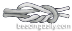 surgeons knot