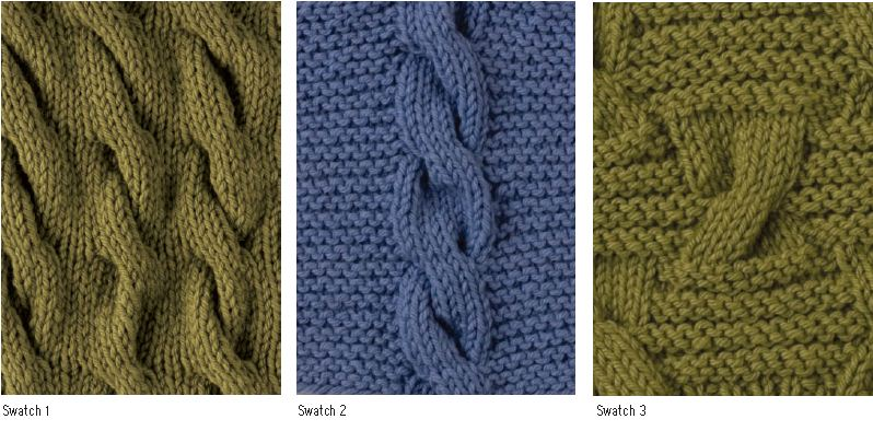 Once Upon A Knit Cable Interweave