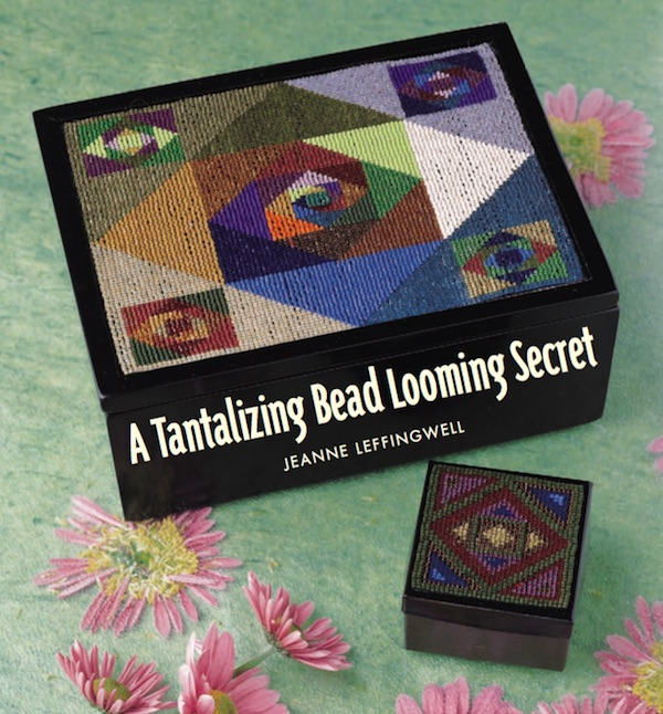 """A Tantalizing Bead Looming Secret,"" Jeanne Leffingwell, Beadwork, May/June 2000"