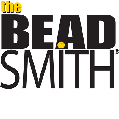 The Beadsmith logo: Top beading website from Interweave.