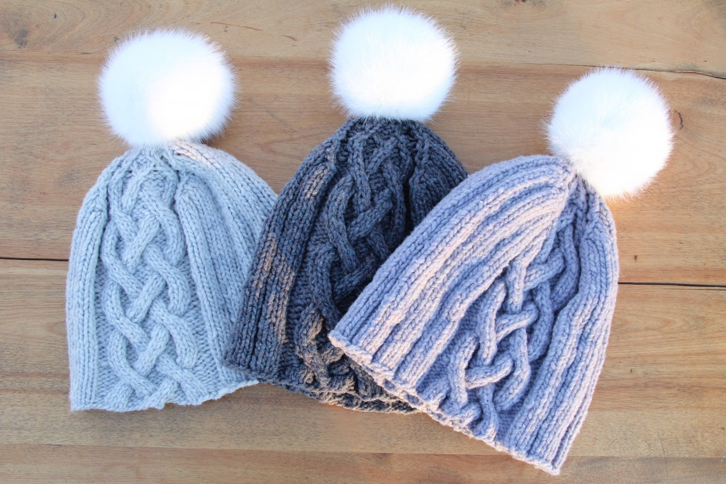 Knitting Patterns And Kits : Boyd Hat Knitting Pattern Kits are Here! - Interweave