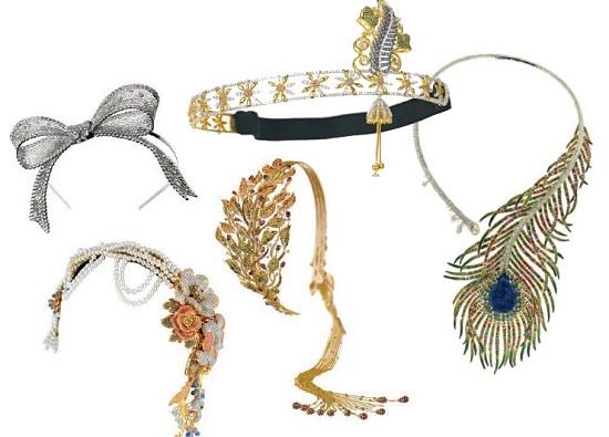 tiaras diadems hair accessories