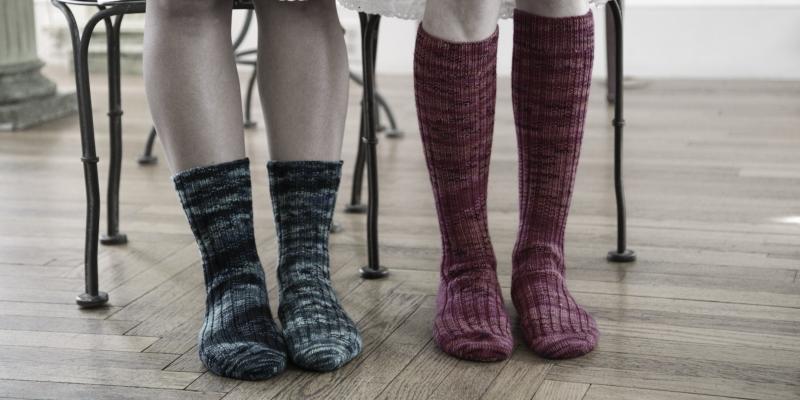 Socktoberfest: 4 Ways to Cast-on Toe-Up Socks