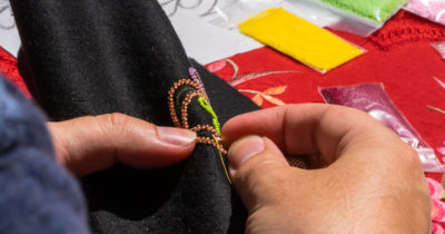 top bead weaving techniques