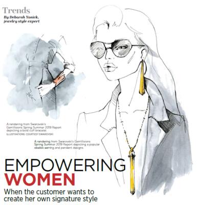 Trends with Deborah Yonick