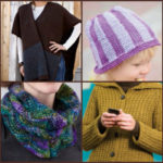 Tunisian Crochet is Easier Than You Think with these FREE Patterns and Tips