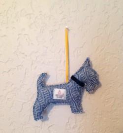 tweed-terrier-ornament