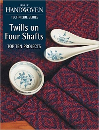 Go beyond the basics of weaving twill in this weaving book of twill projects. Build on the classic techniques Marguerite Porter Davison wrote about twills, and move to contemporary twills.
