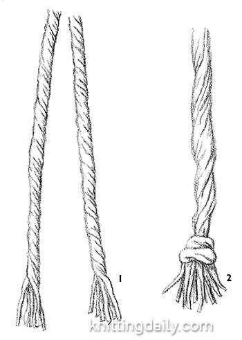 Twisted Cord Fig 1 and 2