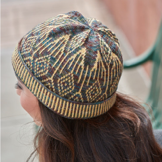 Urban Knit Collection: Gorgeous Hat Knitting Pattern