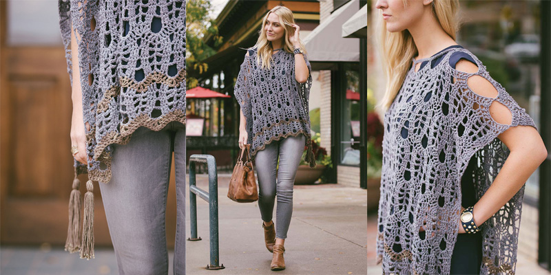 WWDD: 3 Ways to Style the Urban Poncho