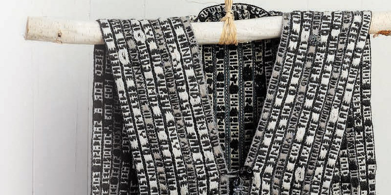 Vest of Voices by Jeannine Glaves
