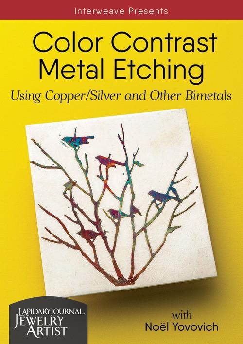 Bi-Metal Etching