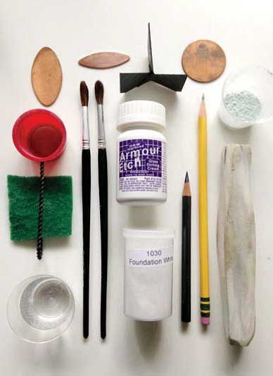 5 Favorite Jewelry Making Projects That Surprise Us, wadler's liquid enamel tools