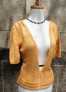 Knitting Gallery - Wallis Bertha