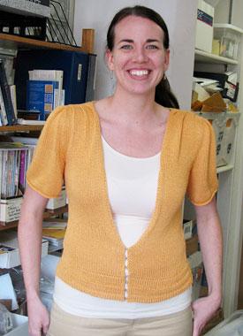 Knitting Gallery - Wallis Erin
