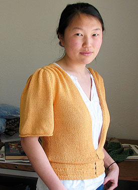 Interweave Knits Gallery - Eunny Gallery Wallis Cardigan