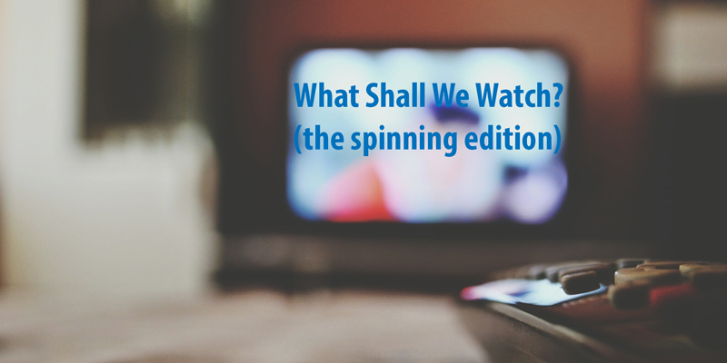 What to Watch While Handspinning