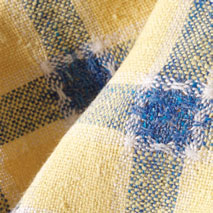 How to weave a beautiful handwoven towel