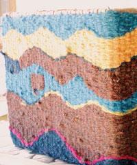 Cardboard loom weaving for kids is demystified in this free eBook.