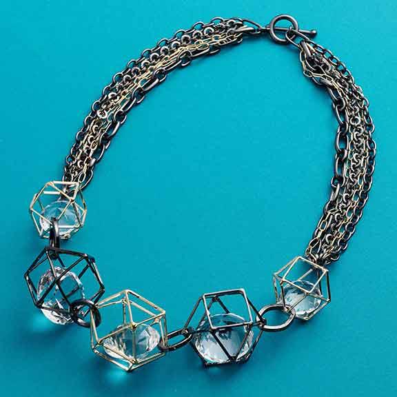 Trend Watch: New Years Eve Style - Mirrored Metallic Shine