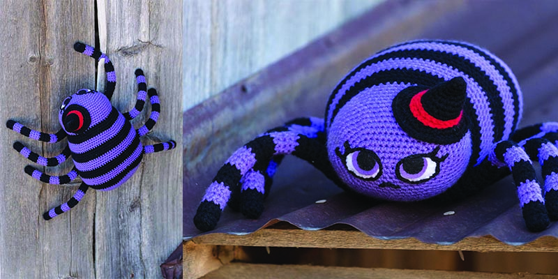 POW: Webster Witch Is Your Go-To Halloween Crochet Project