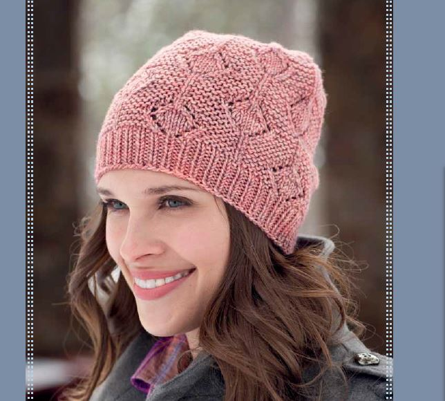 Make A Hat And Matching Cowl In A Weekend Interweave
